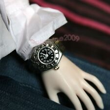 BJD wristwatch 1/3 1/4 Doll Super Dollfie SD MSD Miniature Watch black #9 AOD DZ