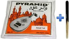 Professional Pyramid Oud String Set from Germany + One Cow Horn Reeshe