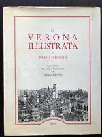 Nino Cenni - La Verona illustrata di Nereo Tedeschi - 1984, Ed. Art. Cortina