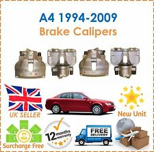 For Audi A4 + Avant 1.6 1.8 1.9 2.5 1994-2009 Front Right & Left Brake Calipers