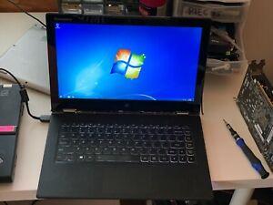 "Lenovo Yoga 2 Pro 13.3"" i5 4200u 4GB RAM No SSD 3200x1800 touch (MISSING PARTS)"