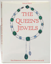 Queen's Jewels Personal Collection Elizabeth II by Leslie Field tiaras brooches