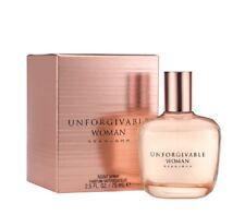 Sean John UNFORGIVABLE WOMAN Parfum Spray 2.5 oz. SEALED Women Seductive Perfume