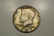 AMERIQUE kennedy HALF DOLLAR SILVER 1967