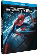 The Amazing Spider Man COFFRET STEELBOOK BLU-RAY NEUF SOUS BLISTER