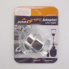 Genuine Kovea LPG Adapter VA-AD-0701 Connect For Butane Lantern LPG Gas Outdoor