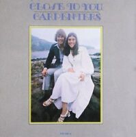 THE CARPENTERS Close To You CD BRAND NEW Remastered