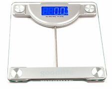 GoodLifeProducts Precision Digital Bathroom Weighing Scale w/ Extra Large