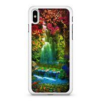 Delightful Elegant Luscious Extravagant Waterfall Scenery Fine Phone Case Cover