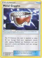 4x Pokemon TCGMetal Goggles148/181Team Up Uncommon Trainer Card