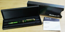 Pelikan M800 Green Ocean Transparent Demonstrator L.E. Fountain Pen 18K Nib