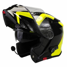 VIPER RS-V171 BLUETOOTH FLIP FRONT MOTORBIKE MOTORCYCLE HELMET  - FULLY TESTED