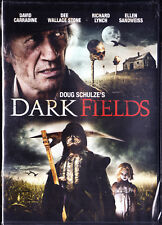 Dark Fields  (DVD, Widescreen, 2011) David Carradine Dee Wallace New
