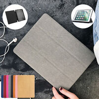 Case Cover For iPad Mini 5 2019 Flip Magnetic Leather Stand Case w/Pencil Holder