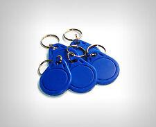 5pcs.  RFID  Keyfob Slim 13,56MHz, HQ, ABS,  Chip: MIF. 1k