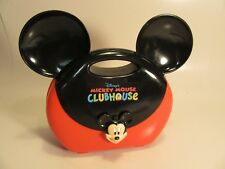 Mickey Mouse ClubHouse Doctor Kit Case Only Plastic