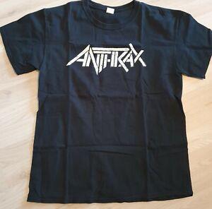 Anthrax Shirt (vgl. Slayer, Razor, Venom, Municipal Waste, Motörhead, Kreator)