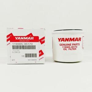 OEM Yanmar Oil Filter 119305-35170 / JD M806418  SC2400, SC2450, SA221, SA324