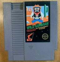 Wild Gunman (1985) - Nintendo Entertainment System - Cartridge Only