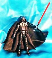 "DARTH VADER with Red Lightsaber 3.75"" 2006 Action Loose Figure Star Wars"