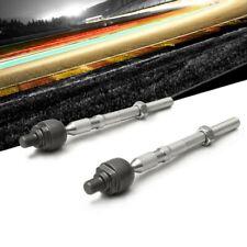 Megan Racing Black Steel Alloy Front Inner Tie Rod Ends For 13+ FR-S/BRZ/86