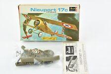 Revell Nieuport 17c Warbird WWI 1/72 Scale Plastic Model Kit SEALED 1964