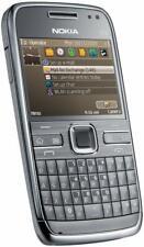 Nokia E72 - Metal Grey (Unlocked) Mobile Phone