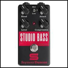 Seymour Duncan Studio Bass Studio Grade Compressor Bass Effect Pedal