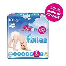 Couches Bébé Fixies Junior 11-25kg Taille 5 Sachet de 18 couches
