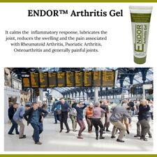 ENDOR Arthritis Gel- No Pain killers. All Natural