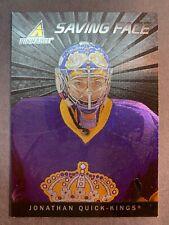 Jonathan Quick 2010-11 Pinnacle Saving Face #9
