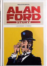 ALAN FORD STORY N.5 MONDADORI MAX BUNKER