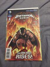Batman And Robin Annual 1 The New 52 2013