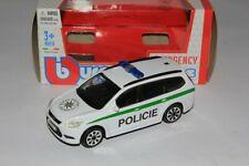 Ford Focus Combi Policie Police Bburago 1:43 Burago Emergency