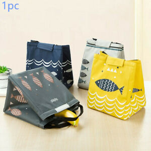 Insulated Lunch Bag Totes Cooler Large Bento Lunch Box Bag for men Girl Office