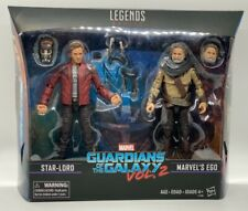 Marvel Legends Guardians of the Galaxy Vol. 2 Marvel?s Ego & Star-Lord 2-Pack