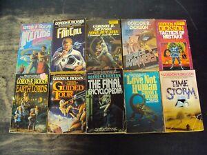 Lot of 16 Gordon R. Dickson Fantasy Sci-Fi Science Fiction Paperback Books