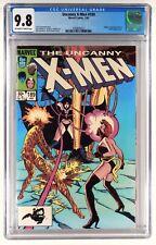 Uncanny X-men # 189 CGC  9.8 - Comic Lot