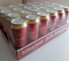 Schwechater Bier, 24 x 0,5 L ohne Pfand