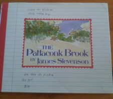 The Pattaconk Brook by James Stevenson (1993)