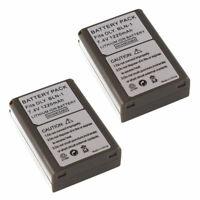 2X  PS-BLN1 BLN-1 Camera Battery FOR Olympus OM-D E-M1 EM-1 E-M5 PEN E-P5 HLD-6