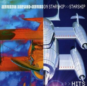Hits by Jefferson Airplane (CD, Sep-1998, 2 Discs, RCA)