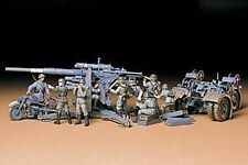 Tamiya Model Kit 88MM Gun Flak 36/37. 1/35th