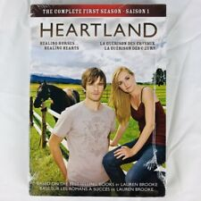 Heartland: The Complete First Season (DVD, 2010, 4-Disc Set, Canadian)