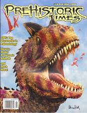 THE PREHISTORIC TIMES #76 - magazine of Dinosaur collecting, Julius Costonyi