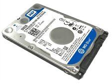 """500GB Western Digital 5400 RPM SATA 2.5"""" Laptop Hard Drive HDD-w/ Windows 10 Pro"""