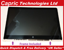HP Pavilion X360 15-br015na 15-br017na LED LCD Touch Screen Assembly Panel