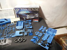 Model Kit 69 Dodge 440 Six Pack