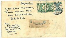 THEATRE - POSTAL HISTORY : COVER - INDIA 1949