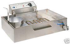 Gold Medal 8075 K-6 Shallow Funnel Cake Fryer